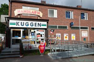 Ralf Brown: Herrang 2010 &emdash; Kuggen grocery store